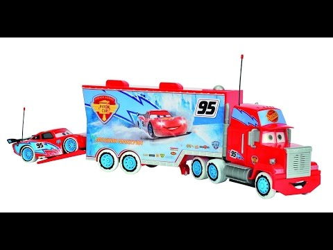 Dickie RC ICE Racing Turbo Mack Camión Juguete 1:24