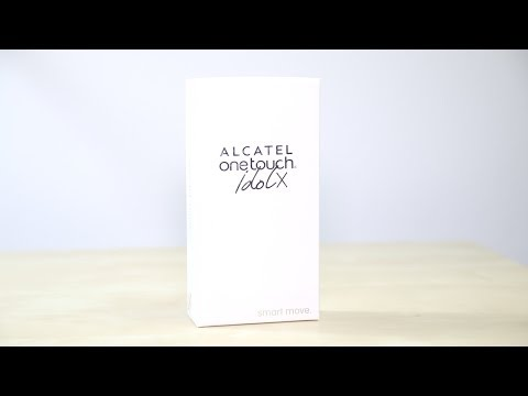 Unboxing: Alcatel One Touch Idol X (Deutsch) | SwagTab
