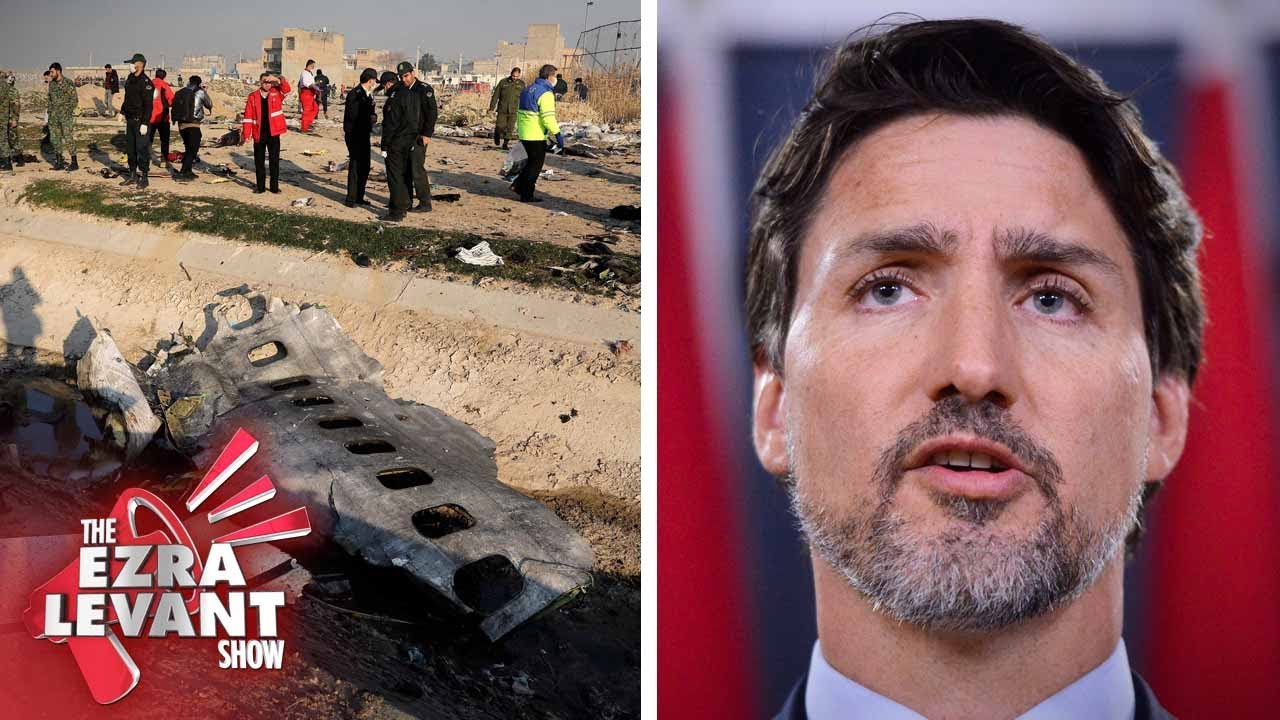 BAN IRAN! How Canada should respond to 63 Canadians killed in Iranian plane crash | Ezra Levant