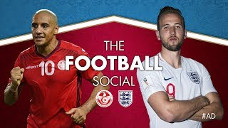 LIVE! England 2-1 Tunisia | Harry Kane last minute winner! | The Football Social