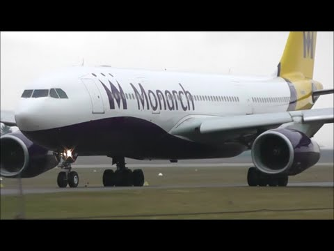 Close Up Planespotting, Grenoble Isere Airport! | Winter Ski Charters