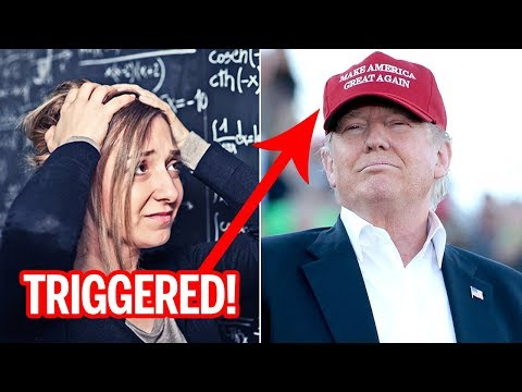 Teacher Gets Triggered by Make America Great Again Shirt In Classroom (REACTION)