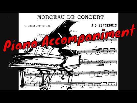 Piano Accompaniment Sheet Music Trumpet//Piano Trumpet Eugène Bozza: Rustiques