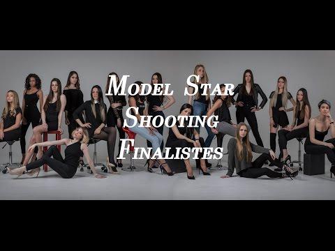 Model Star Shooting Photo des Finalistes