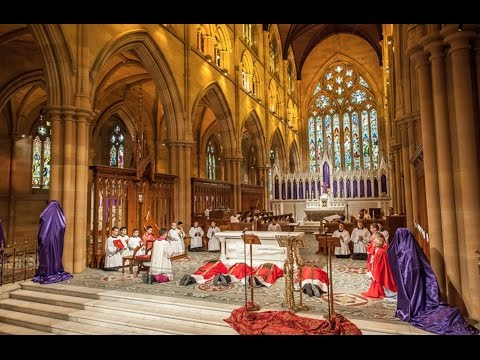 Good Friday - Celebration of the Passion of the Lord 2017