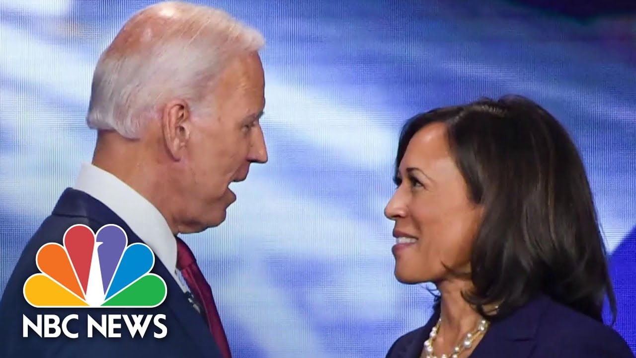 'I Feel Like My Vote Counts': Black Women Voters React To Biden-Harris Ticket | NBC News NOW