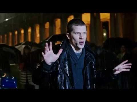 J Daniel Atlas makes the Rain Stop - Now You See Me 2 Scene 2016 - Jesse Eisenberg