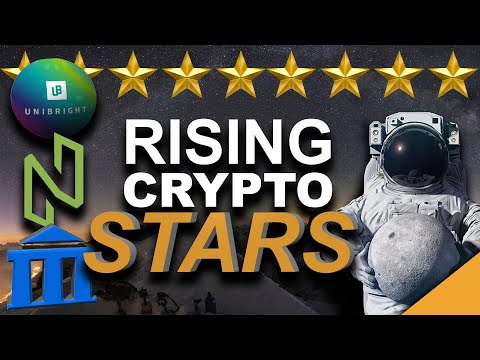 Get 100x Profits With Rising Crypto Stars (Top 6 Coins)