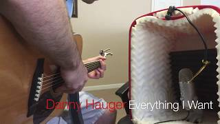 """Gambar cover Danny Hauger - """"Everything I Want"""" Live Unplugged free mp3 download link"""