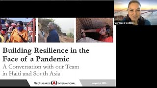 Voices from the Field Series #1: Building Resilience in the Face of a Pandemic
