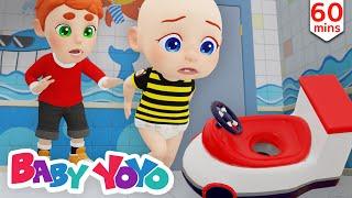 Potty Training Song + More Nursery Rhymes & Kids Songs - Baby YoYo