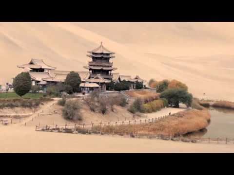 Harmony Montage Lanzhou & Dunhuang China 2015