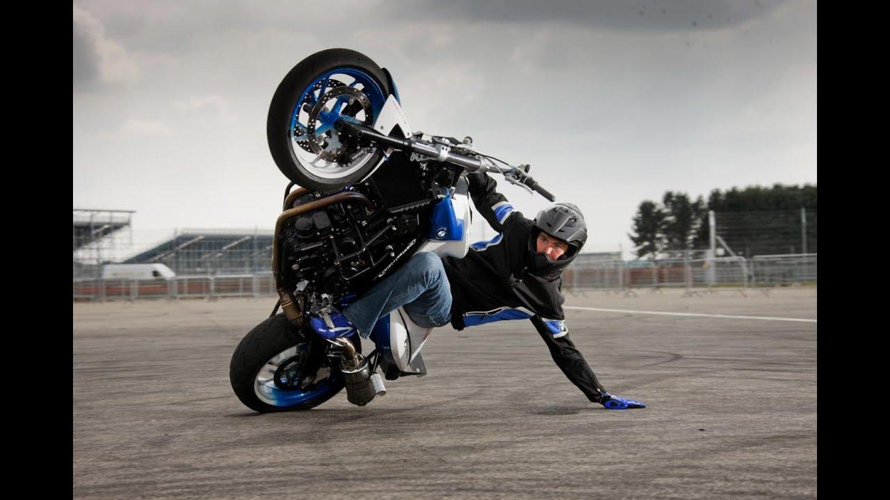 Drift Stunt Drifting Motorbike Youtube