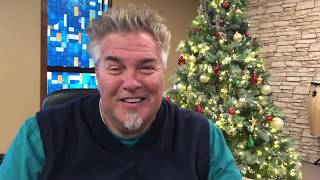Just A Thought with Pastor Danny- Be a Glutton - 11-27-18