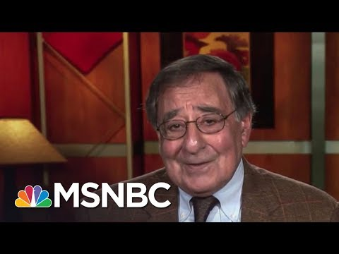 Leon Panetta: 'Credibility Of The U.S.' Is At Stake With Russia Investigation | MTP Daily | MSNBC