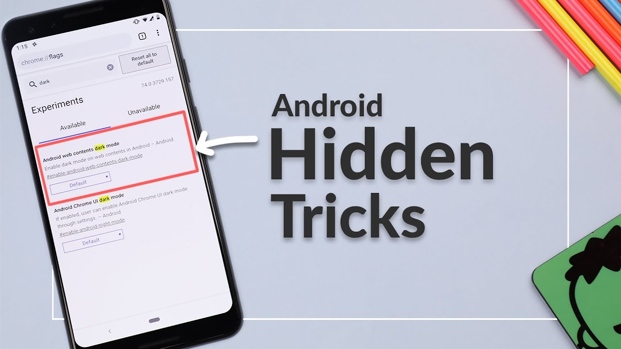 12 Amazing Android SECRETS, TIPS, and TRICKS in 2019 - YouTube
