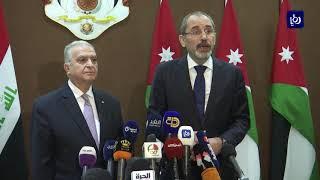 مباحثات أردنية عراقية حول ملفات مشتركة وقضايا المنطقة - (15-11-2018)