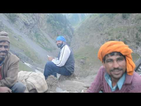 CAMPING WITH GADDI TRIBE OF HIMACHAL