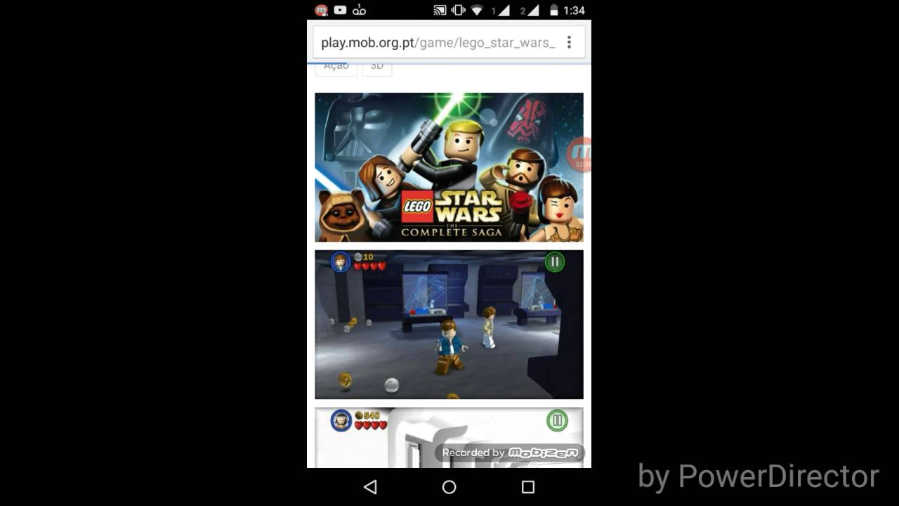 Tutorial Como Baixar Lego Star Wars Tcs Gratis By Arthur