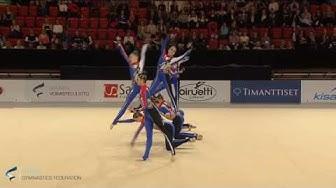 Victoria, RUS - AGG World Championships 2017 Helsinki