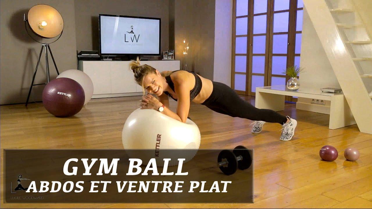 gym avec ballon kettler exercices abdominaux ventre. Black Bedroom Furniture Sets. Home Design Ideas