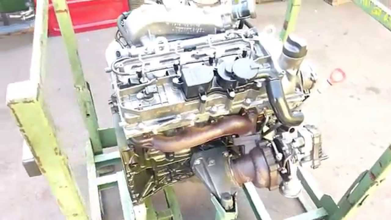 Mercedes sprinter engine for sale youtube for Mercedes benz engines for sale