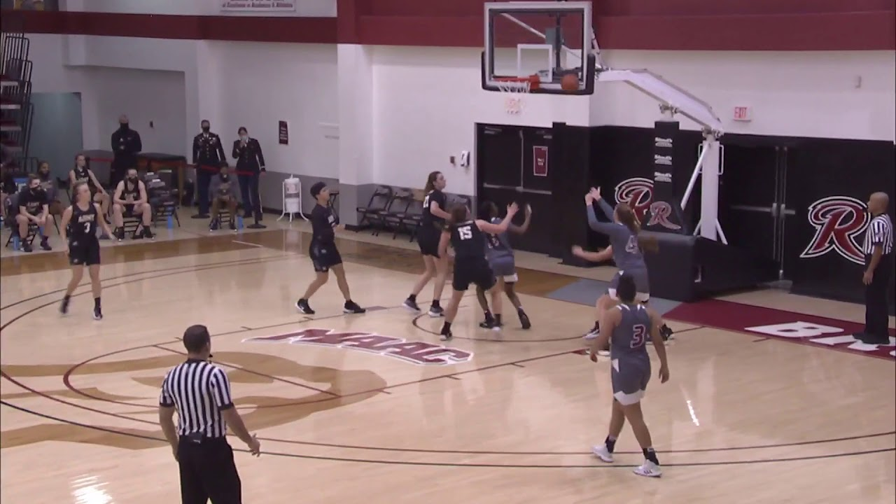 WBB: Rider vs. Army Highlights