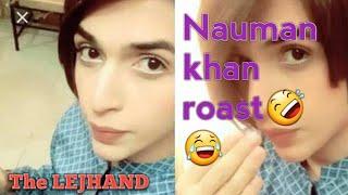 Nouman khan roast competition|Ducky bhai vs khujlee family vs Carryminati
