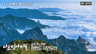 [ENG SUB] Beautiful panorama of the natural heritage of the Korean peninsula | Part 1