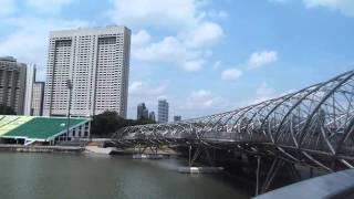 Judi on Helix Bridge