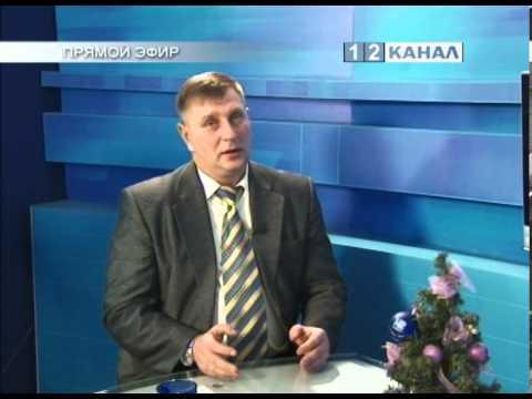 Гость в студии  Дмитрий Титов   глава Березовского городского округа часть 2