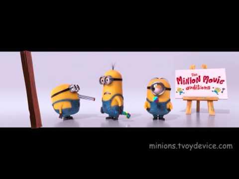 Смешные Миньоны 3 -