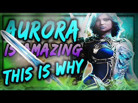 Paragon V43 AURORA THIS COMEBACK CANT BE REAL| AURORA IS AMAZING NOW| THIS IS HOW TO WIN TEAMFIGHTS⚔