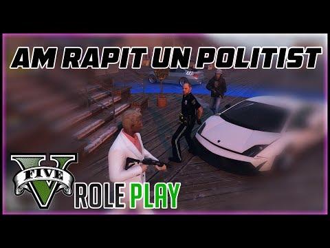 M-AM RAZBUNAT PE UN POLITIST! L-AM RAPIT SI AM CERUT RECOMPENSA | GTA 5 ROLEPLAY
