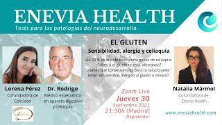 El gluten y la sensibilidad, alergia y celiaquía.