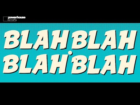 Artistic Raw - Blah Blah Blah ft. Emelie Cyreus (Lyric video)