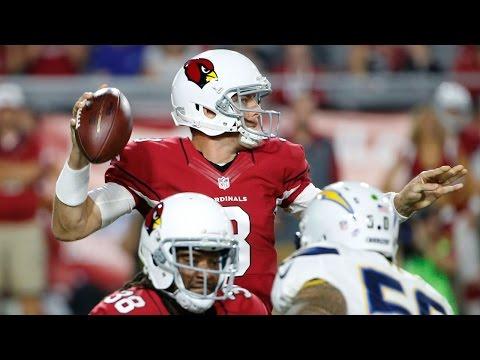 Chargers Vs. Cardinals  Highlights - 2015 NFL Preseason Week 2