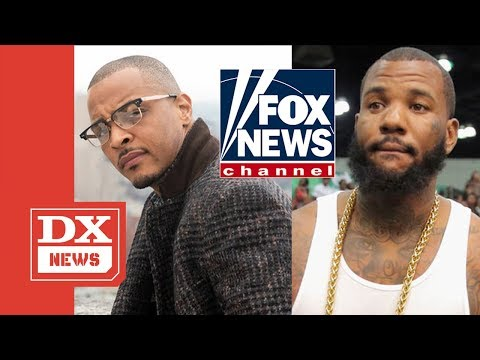 V Mornings - T.I. & The Game Blast Laura Ingraham and  Fox News Over Nipsey Hussle Diss!