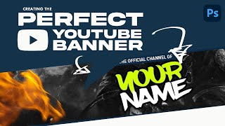Best Top New YouTube Channel Art PSD | Kaushal Gfx | Adobe Photoshop Pro Tutorial #5