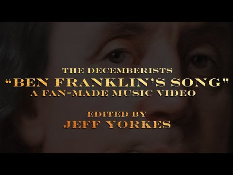 BEN FRANKLINS SONG  A FanMade Music  EXPLICIT VERSION