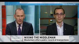 Francis Pouliot CBC interview on Bitcoin and Blockchain