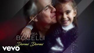 Andrea Bocelli - Dormi dormi (commentary)