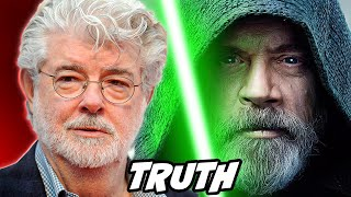 George Lucas' Sequel Trilogy Full Treatment Revealed - The Truth