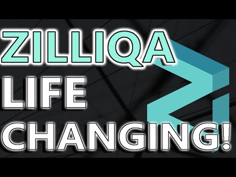 ZILLIQA! A Life Changing Crypto! | MILLIONAIRES Will Be Made! Here's Why