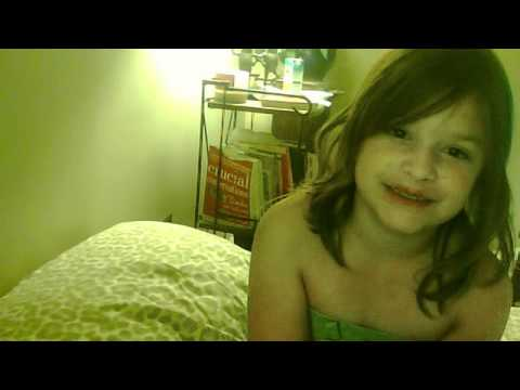 Sophie a year later webcam video October 9, 2011 05:58 AM