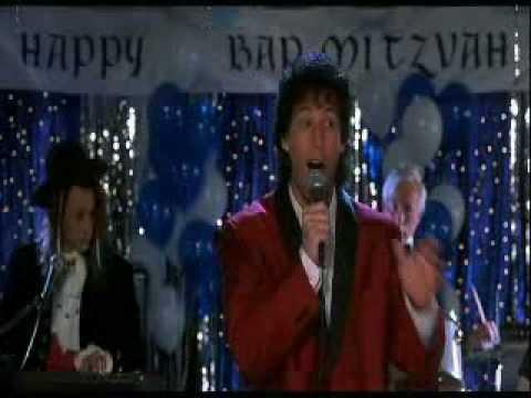 Wedding Singer Song.The Wedding Singer Mazel Tov Adam Sandler