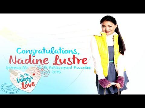 jadine On The Wings Of Love Music Video - Nadine Lustre