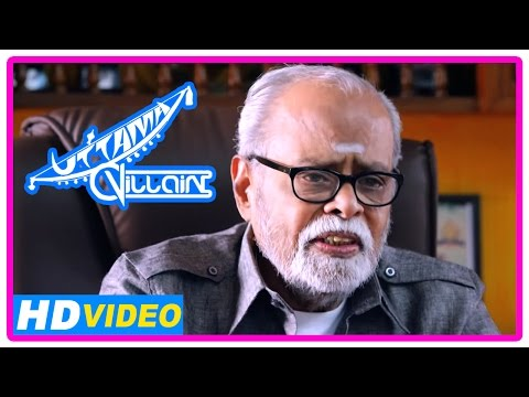 Uttama Villain Movie | Scenes | K Balachander Agrees To Do Film | Kamal Reveals He Has Brain Tumor