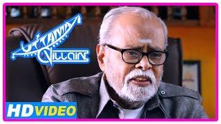 Uttama Villain Movie   Scenes   K Balachander agrees to do film   Kamal reveals he has brain tumor