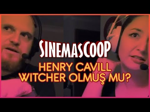 HENRY CAVILL WITCHER OLMUŞ MU? // SinemasCoop #29 thumbnail
